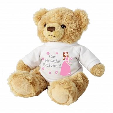 Fabulous Bridesmaid Teddy
