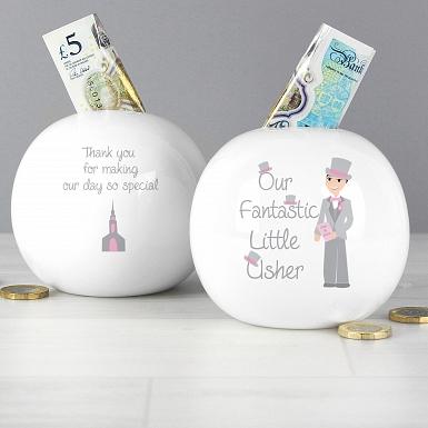 Fabulous Usher Money Box