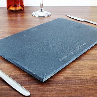 Personalised Engraved Slate Board