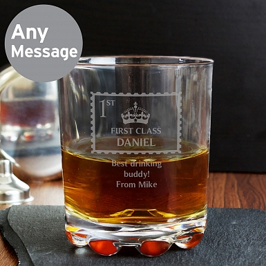 Personalised 1st Class Tumbler