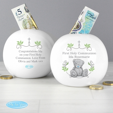 Personalised Me To You Natures Blessing Money Box