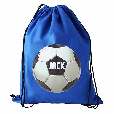 Personalised Football Swim & Kit Bag
