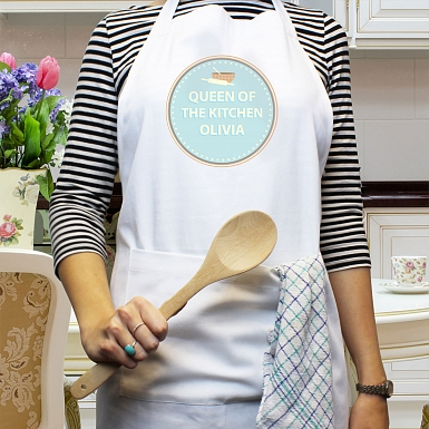 Personalised Baker Apron