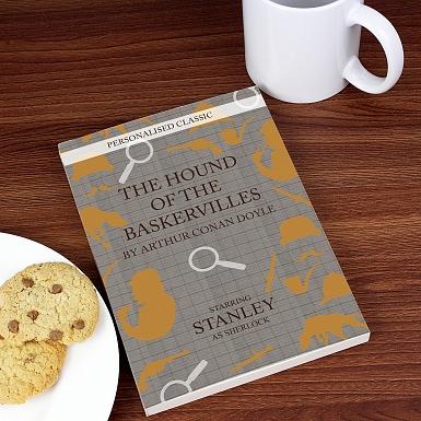 Personalised Hound of the Baskervilles Novel