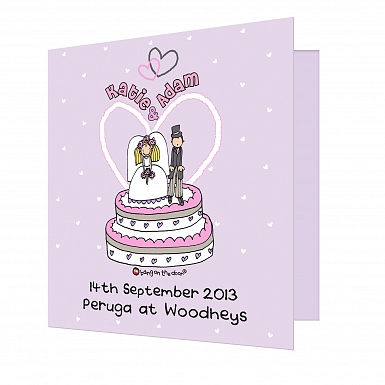 Personalised Bang on the Door Evening Invitations 20 Pack