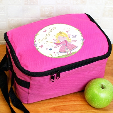 Personalised Garden Fairy Lunch Bag