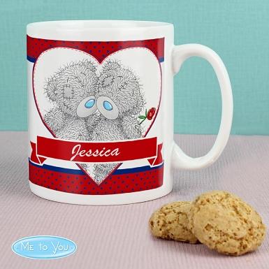 Personalised Me to You Couple Mug delivery to UK [United Kingdom]