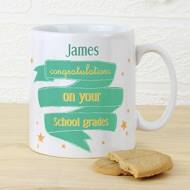 Personalised Shining Star Mug