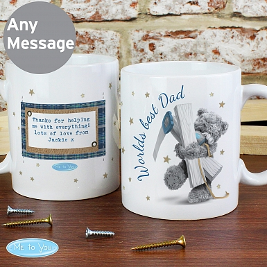 Personalised Me To You DIY Bear Mug