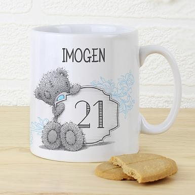 Personalised Me to You Big Age Mug