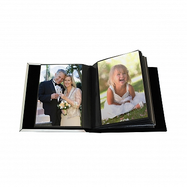 Personalised Decorative Silver Anniversary Photo Frame Album 6x4