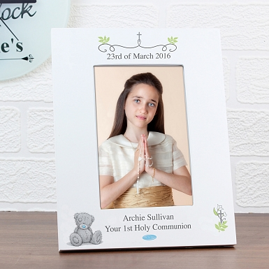 Personalised Me To You Natures Blessing 6x4 Photo Frame