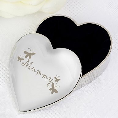 Mummy Heart Trinket Box