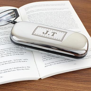 Monogram Glasses Case