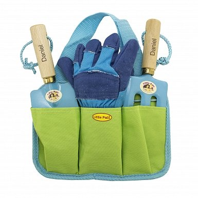 Personalised Boys Gardening Tool Kit