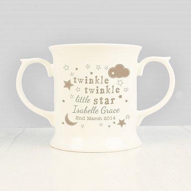Personalised Twinkle Twinkle Loving Mug