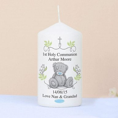 Personalised Me To You Natures Blessing Candle