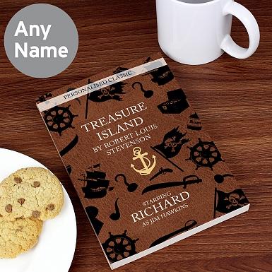 Personalised Treasure Island Novel - 6 Characters