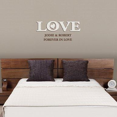 Personalised Love Wall Art