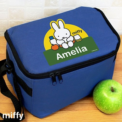 Personalised Miffy Lunch Bag