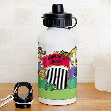 Personalised Zoo Drinks Bottle