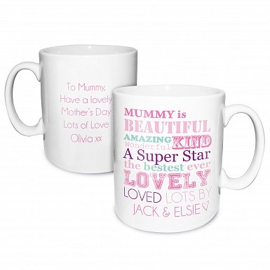 Personalised She Is... Mug
