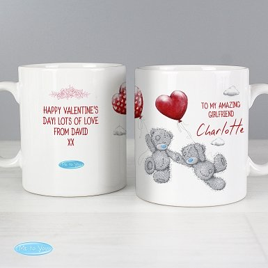 Personalised Me To You Couples Mug delivery to UK [United Kingdom]