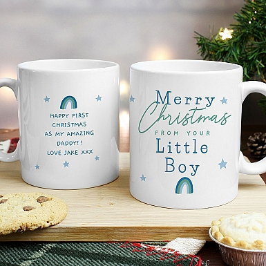 Personalised From Your Little Boy Mug